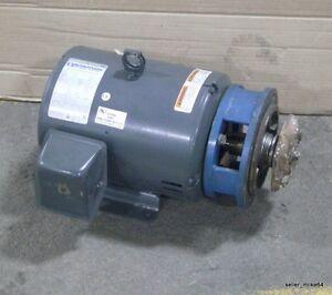 Marathon Electric 5 3hp 3500 2920rpm 3ph Ac Motor