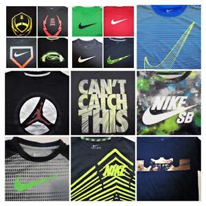 CLEARANCE SALE   12 All Boys NIKE Shirts Tee shirts Youth Sport Play ... f1115e5a1