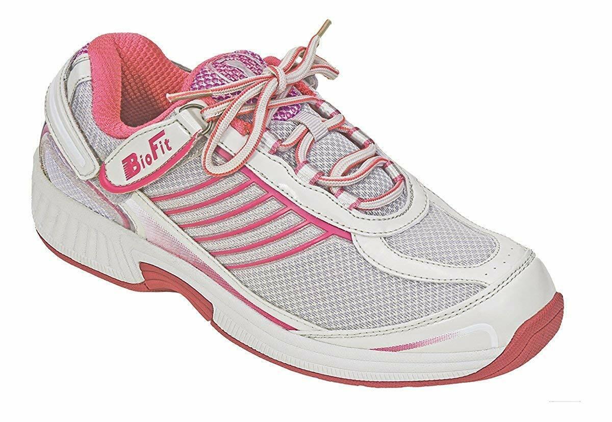 Orthofeet 973 Comfortable Plantar Verve Orthopedic donna Athletic scarpe - US 8.5