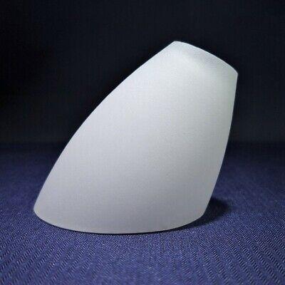 ØxH Lampenglas Lampenschirm Leuchtenglas Glaskegel Rauchglas G4  ca 10x14 cm