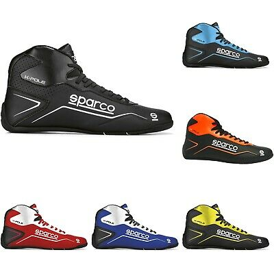 SPARCO Chaussures Kart K-Pole 2020 Taille 35 BL