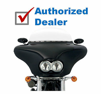 Memphis Shades Fats Windshield for 2008-17 Harley Dyna Fat Bob FXDF