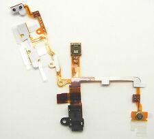 Apple iPhone 3G 3GS Kopfhörer Buchse ein aus Flexkabel Stumm Schalter Power Mute