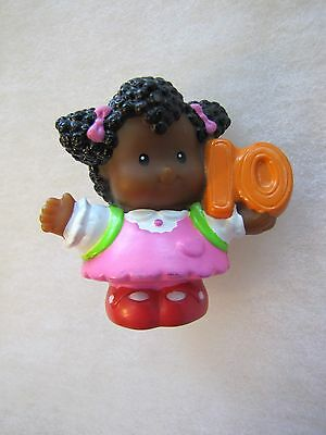 Fisher Price Little People AA GIRL #10 School Time to Learn Preschool replace
