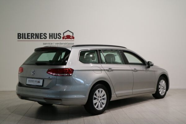 VW Passat 1,6 TDi 120 Comfortl. Variant DSG - billede 1
