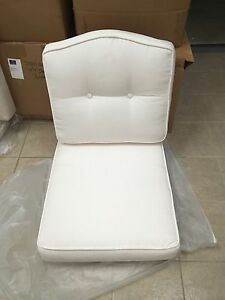 Frontgate Trelliage Outdoor Patio Sofa Chair Luxury