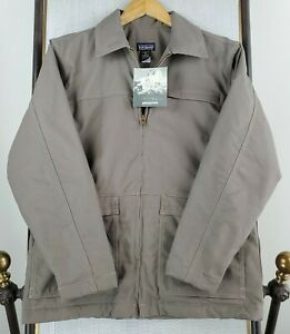 VTG-NWT-NOS-2001-PATAGONIA-Womens-Large-Cotton-Canvas-Field-Chore-Jacket-Coat