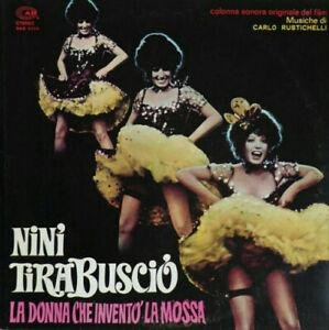 Carlo Rustichelli - Monica Vitti – Ninì Tirabusciò - Soundtrack - LP - 1970 NM
