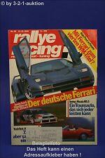 Rallye Racing 26/89 Fact 4 Mazda MX5 Lotus Esprit Turbo