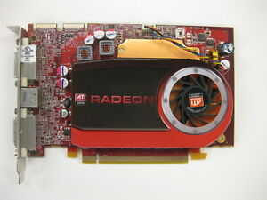 Dell-M639J-Radeon-HD-4670-512MB-128Bit-DDR3-DVIx2-PCIex16-Graphics-Card