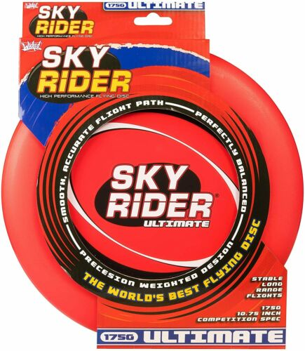 Wicked Sky Rider Sport 175g High Performance Flying Disc Frisby 1 frisby
