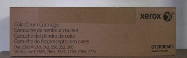 Xerox 013R00603 Trommel Color f. 240 242 250 252 260 WorkCentre 7655 7665 7675