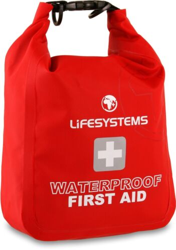 Lifesystem First Aid Waterproof//Resistant Kit Emergency Sport Training Exercise