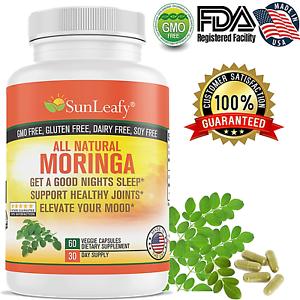 Moringa-Oleifera-100-Pure-Energy-amp-Metabolism-Booster-Made-in-USA