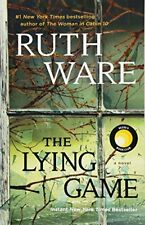 The Lying Game by Ruth Ware (2018, Paperback)