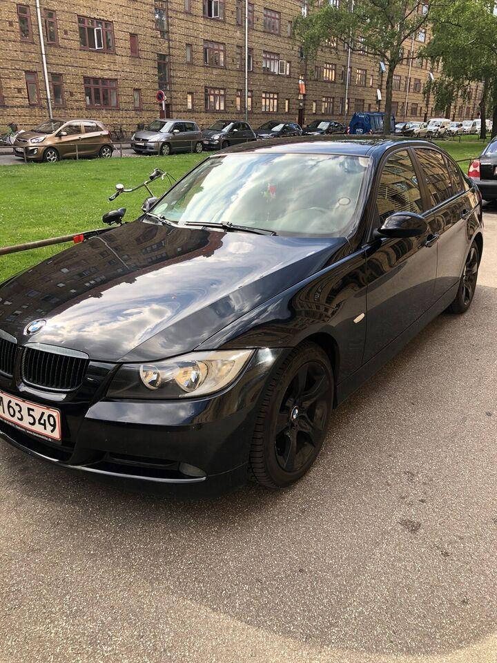BMW 320i, 2,0, Benzin