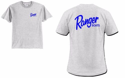 Ranger Boats Blue Logo T-Shirt