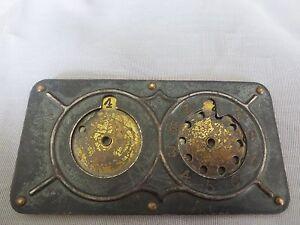 Extremely Rare 1920's G.N. Mindling, Vest Pocket Adding Machine