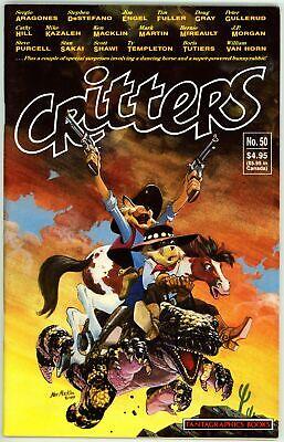 Critters #3-14 HIgh Grade Individual Issues Usagi Yojimbo