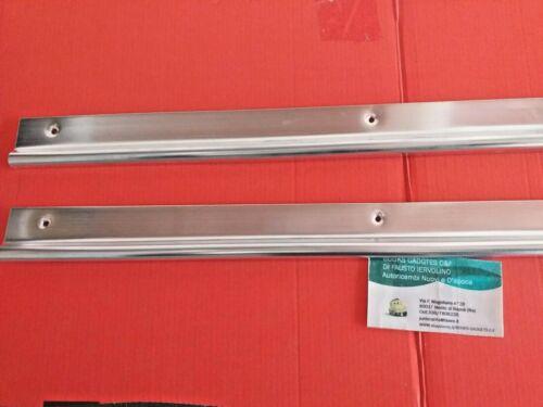 Fiat 500L Coppia Batticalcagno Alluminio Batti Calcagno Ricambi Auto D/'epoca