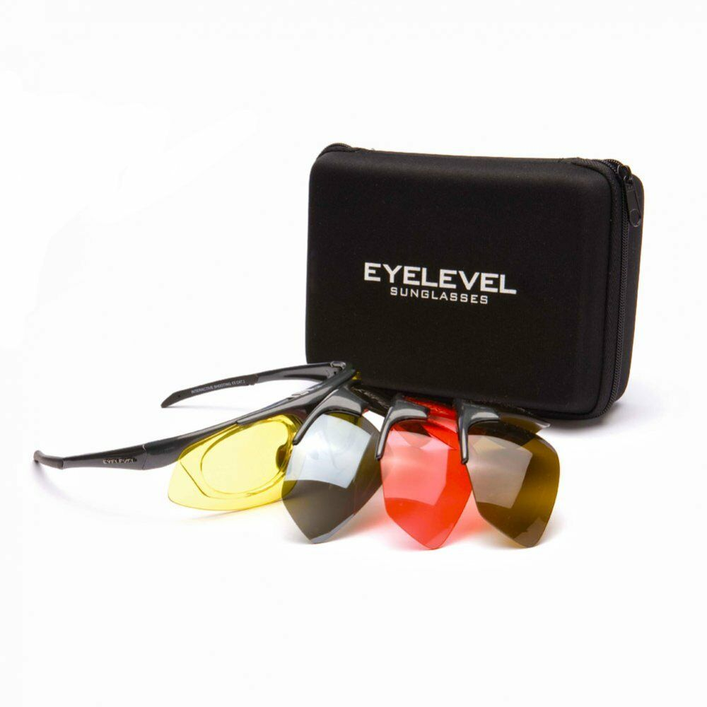 EYELEVEL INTERACTIVE SHOOTING INTERCHANGEABLE GLASSES