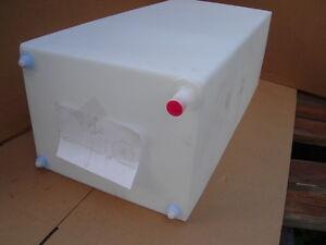 RV freshwater tank
