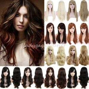Long-Hair-Wig-Women-Lady-Straight-Curly-Wavy-Cosplay-Costume-Synthetic-Full-Wigs