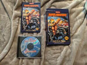 Road-Avenger-Sega-CD-Used-Disc-Box-Manual