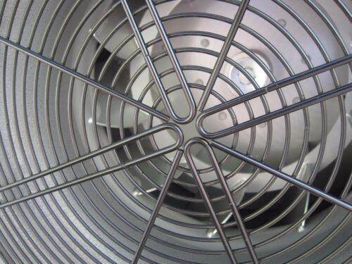 Gran Ventilador Soplador centrífugo Dyno 7.5KW 2900rpm 15500m3//hr 96mph alta presión