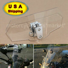 Clip On High Deflector Windshield For BMW K1200RS 1996-2004 R1200RT 2005-2019