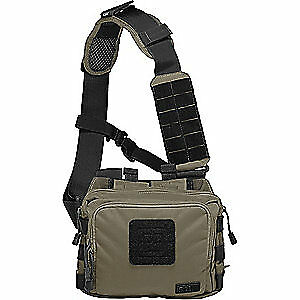 5.11 TACTICAL Two Banger,Pistol Pouch ,Od Trail, 56180, Od Trail