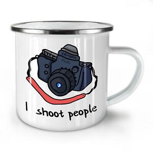 Photography NEW Enamel Tea Mug 10 oz | Wellcoda
