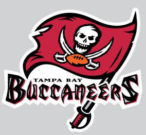 Tampa Bay Buccaneers Team Logo Stickers Ebay