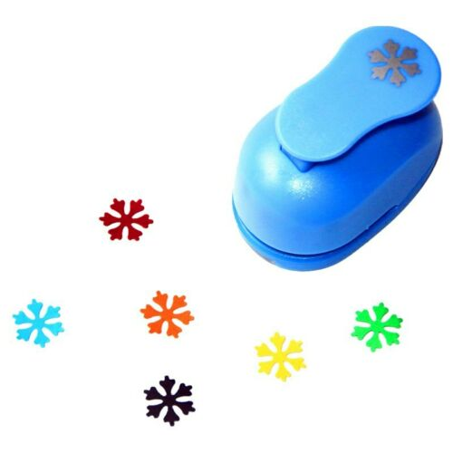 Paper Flower Cutter Tool 15mm 5//8/'/' Craft Punch DIY Puncher Paper Cutter Supply