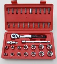 "Neilsen 36pc 3/8"" Drive zócalo & Bit Set CT2777"