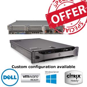 Dell-PowerEdge-R710-2-x-X5675-3-06GHz-sei-core-48GB-RAM-8-x-600GB-SAS-HDD-H700