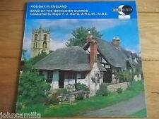 THE BAND OF THE GRENADIER GUARDS - HOLIDAY IN ENGLAND - DECCA ECLIPSE - ESC 2142
