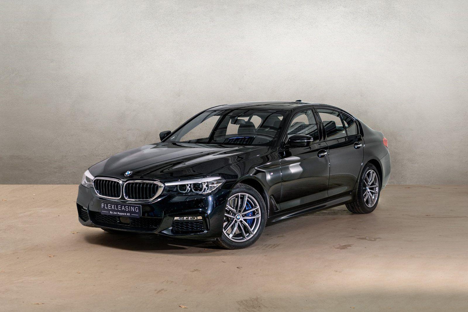 BMW 540i 3,0 xDrive aut. 4d