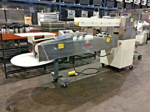 Excellent Bakery Equipment Bagel Former And Divider Machine Ksd 100 And Ksf 300s Ebay