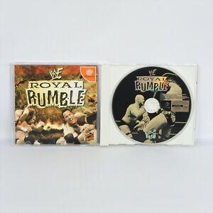 ROYAL RUMBLE Dreamcast Sega dc