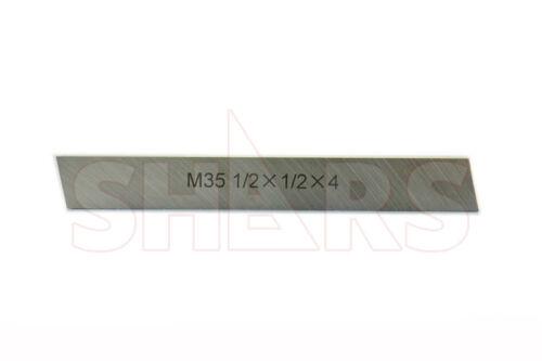 "SHARS 1//2/"" Cobalt Square Tool Bit  6 pc Set NEW"