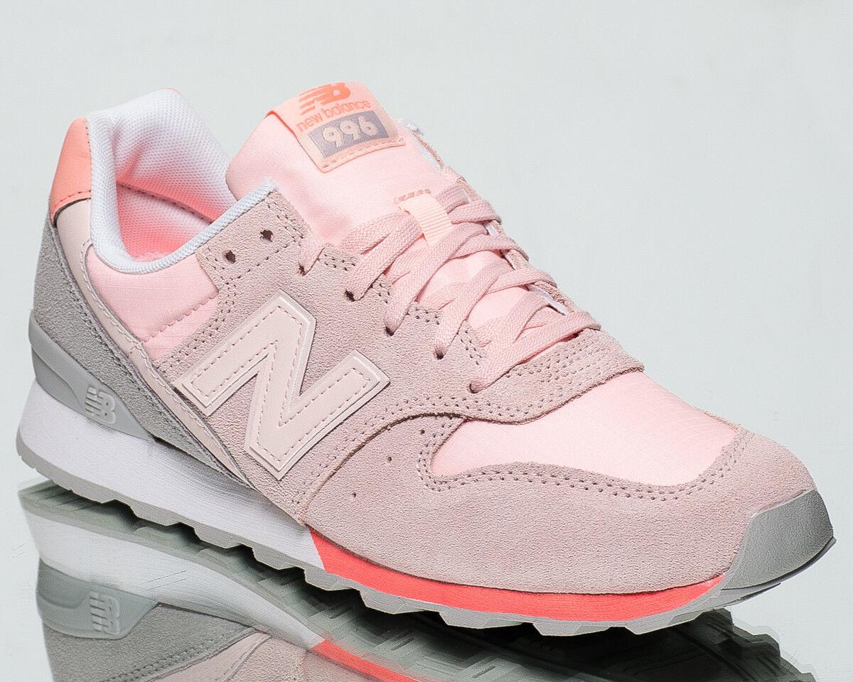 New balance wmns 996 nb frauen lifestyle sneaker neuen sonnenaufgang wr996-stg glo -