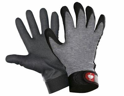 Engelbert Strauss Vinyl Strick-Handschuhe vers Größen