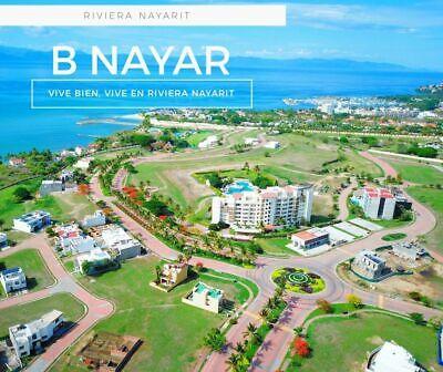 Lote Residencial Dentro de Fracc B Nayar - Acceso a Playa
