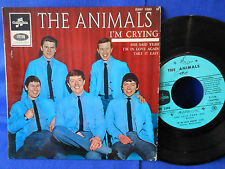 THE ANIMALS im crying COLUMBIA ESRF 1593 EXC