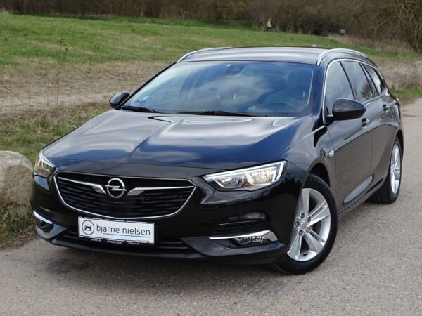 Opel Insignia 1,6 CDTi 136 Dynamic Sports Tourer aut. - billede 1