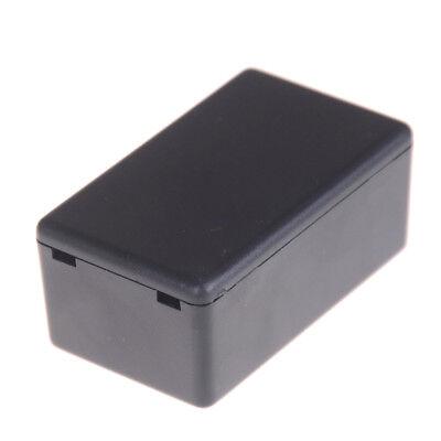 5pcs Electric Plastic Black Waterproof Case Project Junction Box 48*26*15mm UK