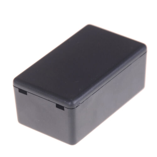 Black Waterproof Plastic Electric Project Case Junction Box 60*36*25DO