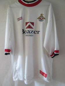 1999-2000-Doncaster-Rovers-Home-Football-Shirt-Size-XL-12204