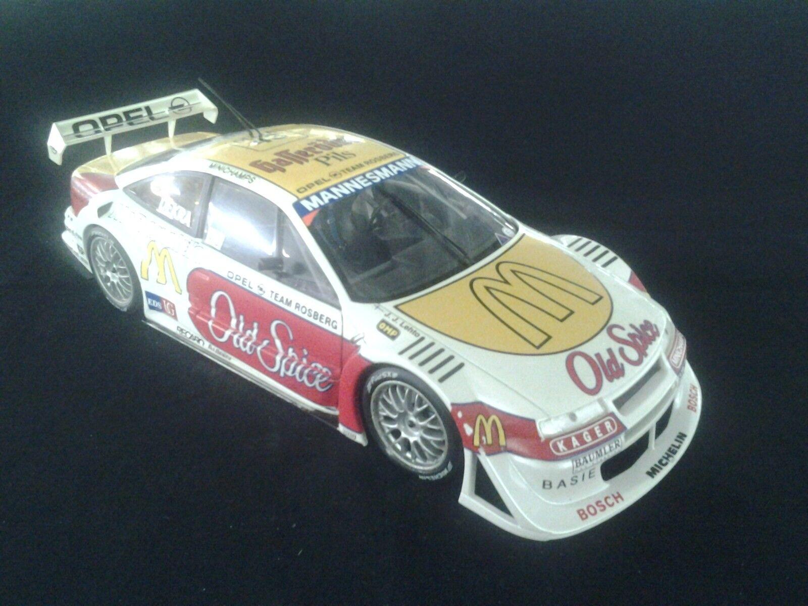 Envío 100% gratuito UT Models Models Models Opel Calibra V6 4x4 ITC 1996 1 18  43 J.J. Lehto (FIN) (MCC)  punto de venta de la marca